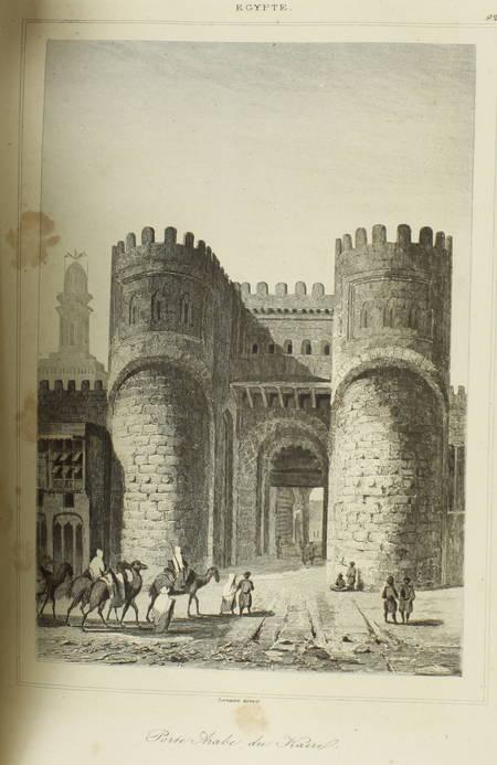CHAMPOLLION-FIGEAC - Egypte antique - 1839 - Planches - Univers pittoresque - Photo 3 - livre du XIXe siècle