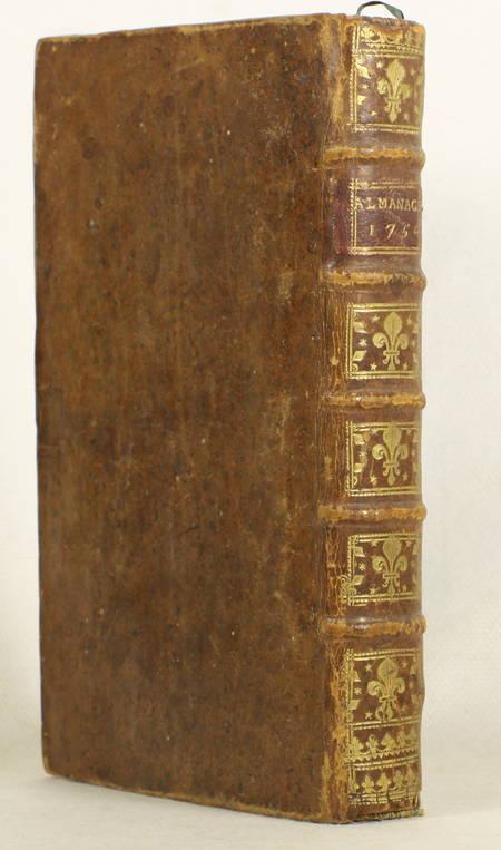 Almanach royal, année MDCCLIV [1754] 1754 - Photo 0 - livre rare