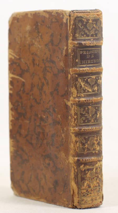 George DELAFAYE - Principes de chirurgie - 1773 - Photo 1 - livre ancien