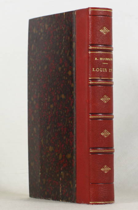 HOUSSAYE - Galerie du XVIIIe siècle. Louis XVI - 1875 - Relié - Photo 0 - livre de collection