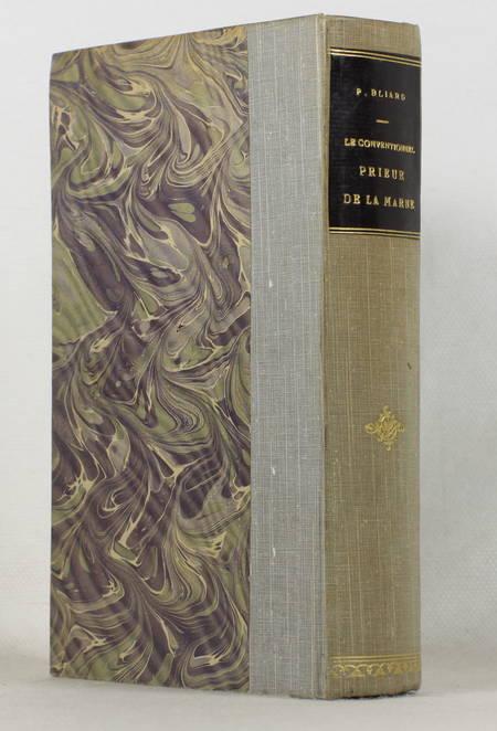 BLIARD - Le conventionnel Prieur de la Marne en mission dans l'Ouest 1793-1794 - Photo 0 - livre de collection