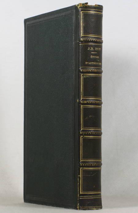 BIOT - Etudes sur l'astronomie indienne et sur l'astronomie chinoise - 1862 - Photo 1 - livre rare