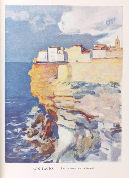 ALBITRECCIA - La Corse dans l'histoire - 1939 - Broché - Photo 0, livre rare du XXe siècle