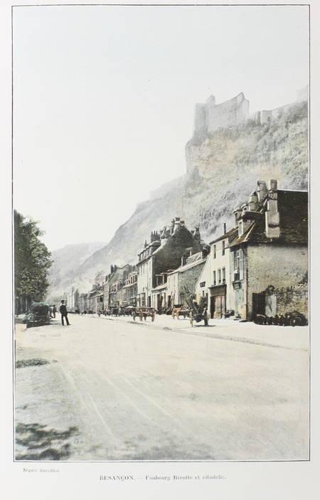 France pittoresque et monumentale. Franche-Comté - Corse - Photo 2, livre rare du XXe siècle