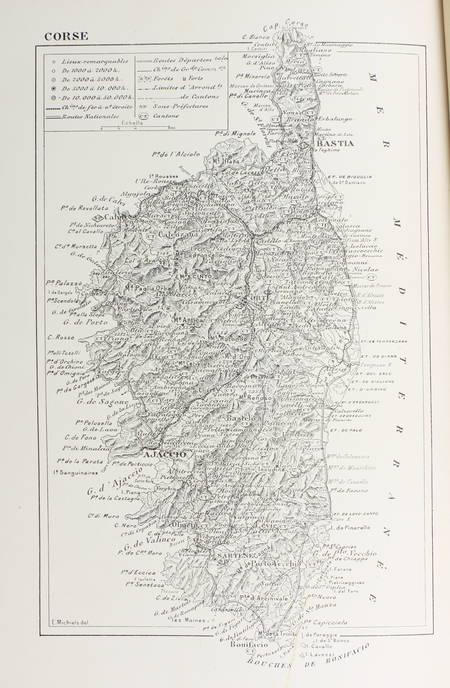 France pittoresque et monumentale. Franche-Comté - Corse - Photo 3, livre rare du XXe siècle