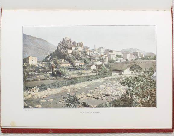 France pittoresque et monumentale. Franche-Comté - Corse - Photo 4 - livre de bibliophilie