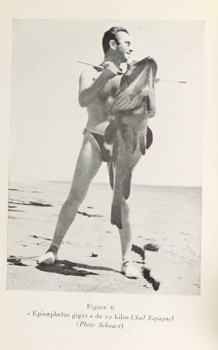 BLAY - La chasse sous-marine en Corse et sur la côte d'Azur - 1949 - Photo 1 - livre du XXe siècle