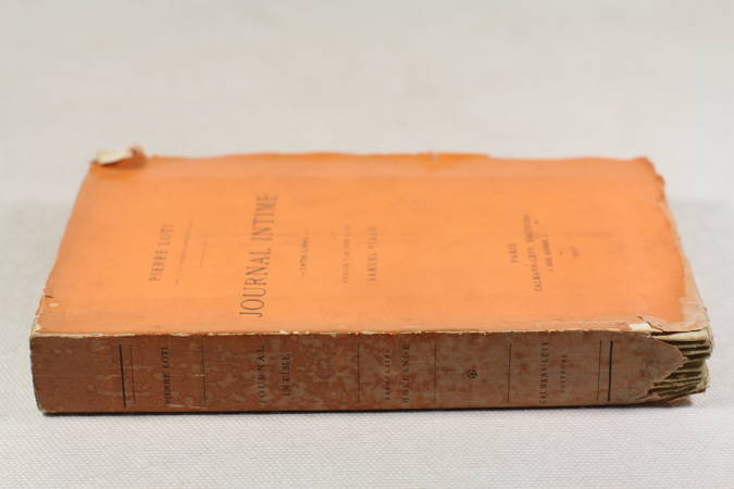 LOTI - Journal intime - 1878-1881 - Publié par son fils - 1925 EO 1/200 Hollande - Photo 3 - livre rare