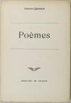 Salvatore QUASIMODO - Poèmes - 1963 - Sur vélin (1/10 + h. c.) - Photo 1, livre rare du XXe siècle