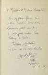 Michel BEAU - Du coeur aux lèvres - 1959 - Envoi - Photo 1 - livre de collection