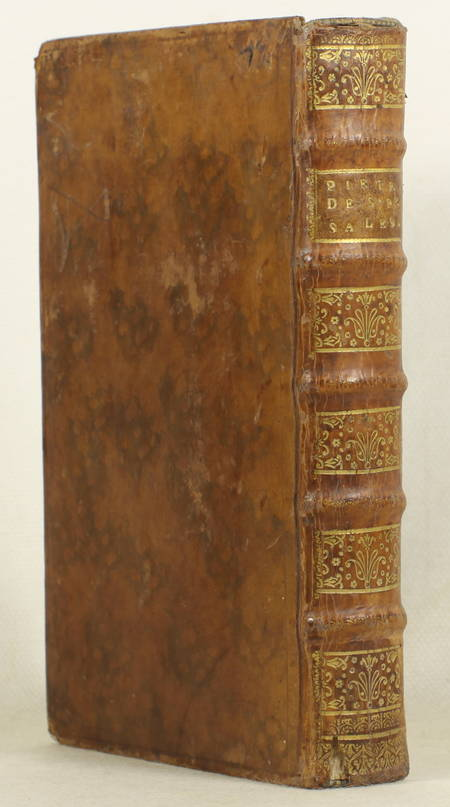 La vraie et solide piété expliquée par Saint François de Sales, et de 1736 - Photo 0 - livre ancien