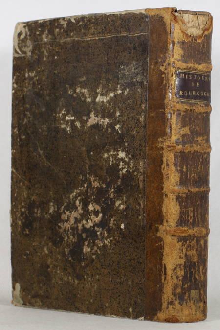 Mémoires pour servir à l'histoire de France et de Bourgogne - 1729 - In-4 - Photo 1 - livre de bibliophilie