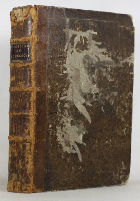 Mémoires pour servir à l'histoire de France et de Bourgogne - 1729 - In-4 - Photo 2 - livre de bibliophilie
