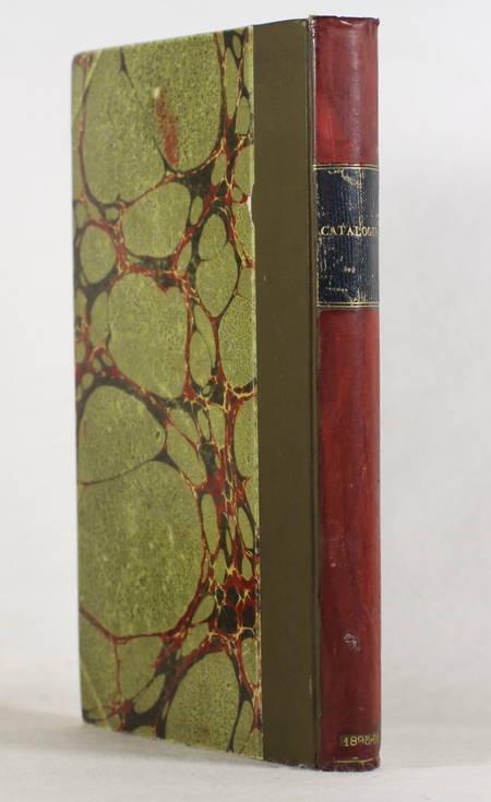 Catalogues Paul Eudel - Bibliothèque de livres rares curieux affiches - 1895-8 - Photo 1 - livre du XIXe siècle