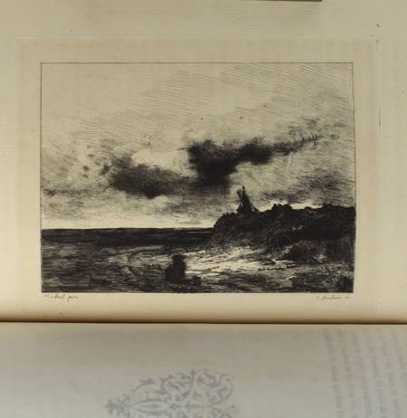 Alfred SENSIER - Etude sur Georges Michel - 1873 - - Photo 0 - livre du XIXe siècle