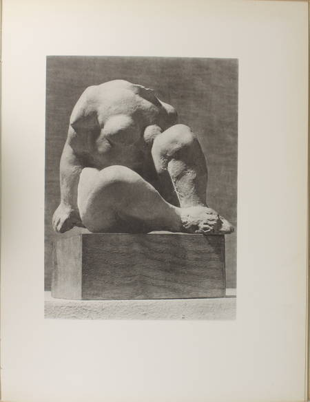 LAPRADE (Jacques de). Charles Malfray. Dessins, sculptures
