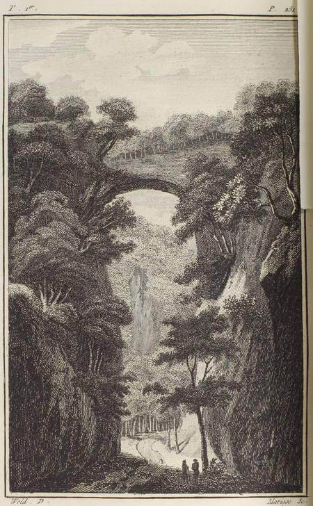 WELD - Voyage au Canada pendant les années 1795, 1796 et 1797 - 3 vols gravures - Photo 1 - livre du XIXe siècle