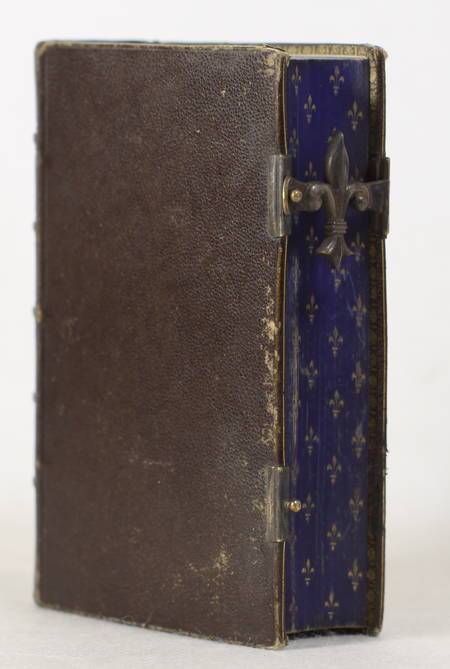 FLAVIGNY - Recueil de prières, de méditation et de lectures - 1861 - Photo 0 - livre du XIXe siècle