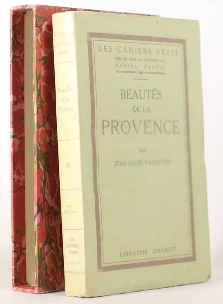 VAUDOYER (Jean-Louis). Beautés de la Provence