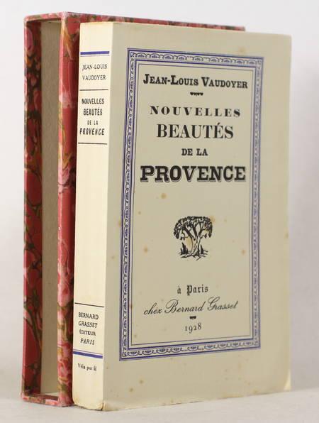 VAUDOYER (Jean-Louis). Nouvelles beautés de la Provence