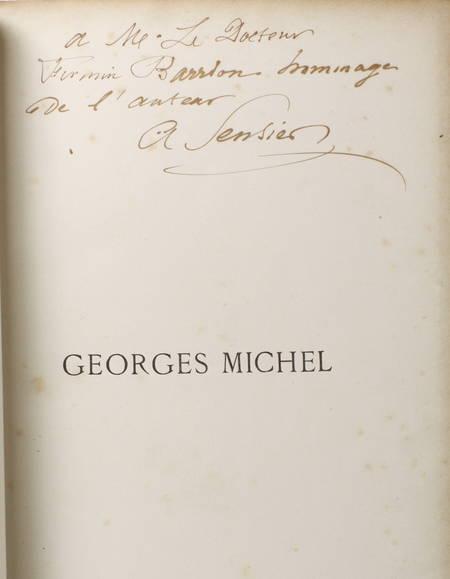 SENSIER (Alfred). Etude sur Georges Michel
