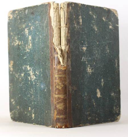 [MATHS] ANQUETIN - Arithmétique méthodique et démontrée - An IX - Très rare - Photo 2 - livre du XIXe siècle