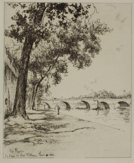 LARAN - L'oeuvre gravé d'Eugene Béjot - 1937 - Eaux-fortes - Envoi à Babelon - Photo 0, livre rare du XXe siècle