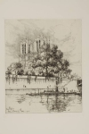 LARAN - L oeuvre gravé d Eugene Béjot - 1937 - Eaux-fortes - Envoi à Babelon - Photo 3 - livre du XXe siècle