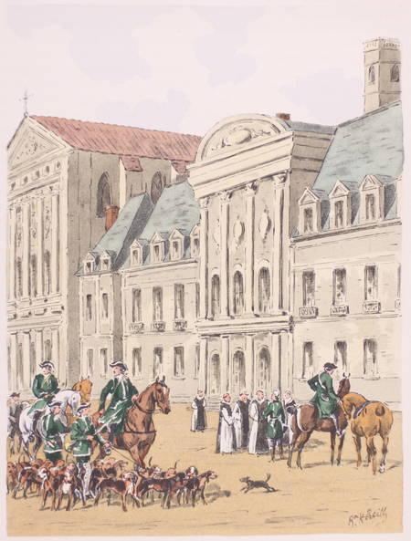 FOUDRAS (Marquis de). Les gentilshommes chasseurs