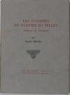 BRUEL - Les cousines de Joachim du Bellay, abesses de Nyoiseau - 1935 - Photo 1, livre rare du XXe siècle