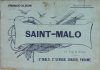 France Album : St-Malo, St-Servan, Dinard, ...  - 16 vues et notice (Vers 1900) - Photo 1, livre rare du XXe siècle