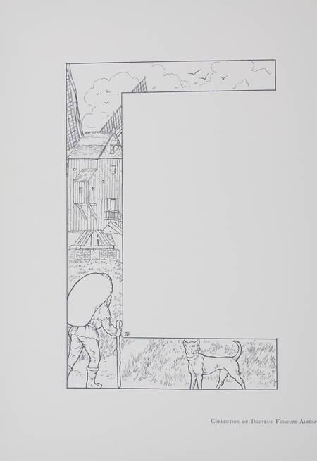 Encadrements XVe siècle extraits du Livret de l'enfant - Fumouze-Albespeyres - Photo 2 - livre du XXe siècle