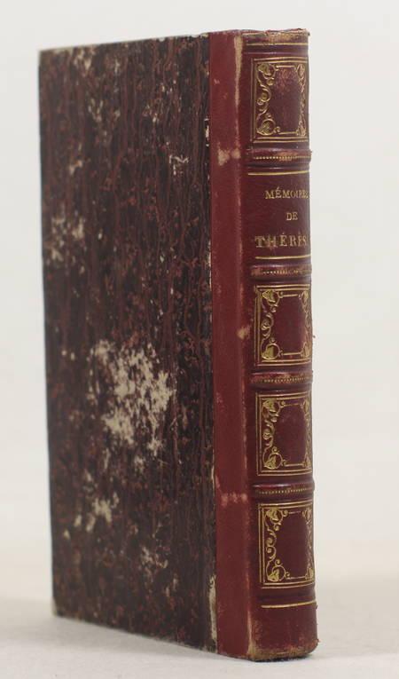 [VALLADON (Emma)] - Les mémoires de Thérésa, écrits par elle même - 1865 - Photo 1 - livre du XIXe siècle