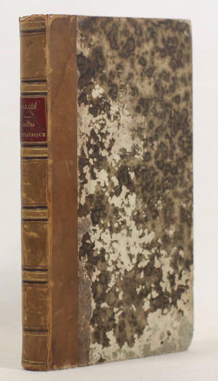 [Chevaux] VALOIS - Cours d hippiatrique - Versailles, 1814 - Photo 1, livre ancien du XIXe siècle