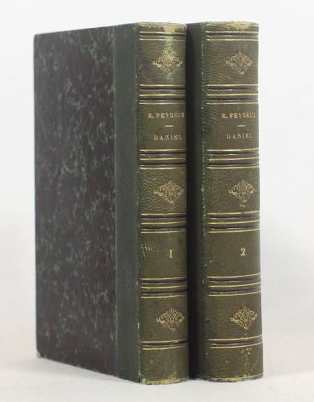 Ernest FEYDEAU - Daniel - 1859 - 2 volumes - EO - Ex-libris - Photo 0 - livre du XIXe siècle