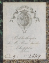 Ernest FEYDEAU - Daniel - 1859 - 2 volumes - EO - Ex-libris - Photo 1, livre rare du XIXe siècle