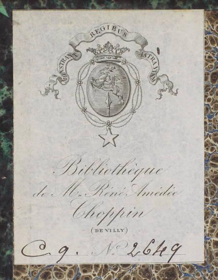 Ernest FEYDEAU - Daniel - 1859 - 2 volumes - EO - Ex-libris - Photo 1 - livre rare