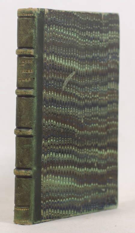 Le légat de la vache à Colas de Sedege - Complainte huguenote du XVIe - 1868 - Photo 0, livre rare du XIXe siècle