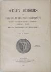 RAADT - Sceaux armoriés des Pays-Bas et des pays avoisinants - 4 volumes - Photo 3, livre rare du XIXe siècle
