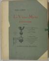 [Maine] SINAN - Le vieux Mans méconnu - 1930 - planches - Photo 1, livre rare du XXe siècle