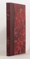 MOULARD (Abbé Jacques). Lettres inédites du comte Camille de Tournon, préfet de Rome, 1809-1814. 1re partie : la politique et l'esprit public