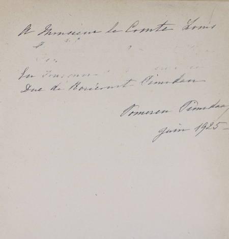 PIMODAN - La mère des Guises - Antoinette de Bourbon 1494-1583 - 1925 - Photo 1 - livre rare