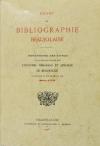 AUDIN (Marius). Essai de bibliographie beaujolaise. Répertoire des titres des ouvrages publiés sur l'histoire générale et spéciale du Beaujolais