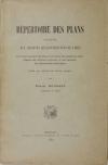 ROUSSEL - Plans conservés aux archives départementales de l Oise - 1899 - Photo 0 - livre de bibliophilie