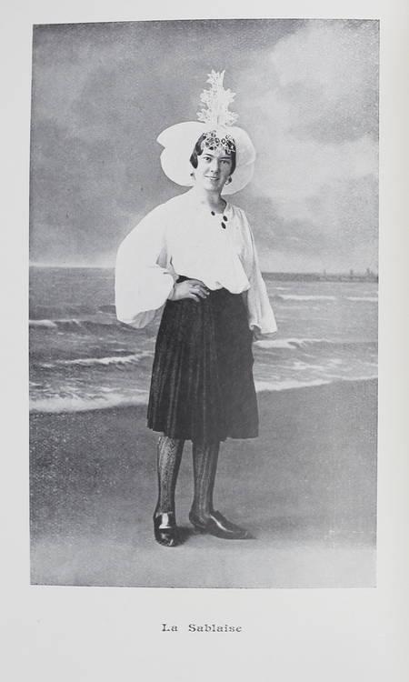 Sables d'Olonne - LAFARGUE - Impressions et silhouettes Sonnets - vers 1930 - Photo 0 - livre rare