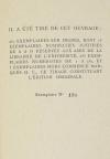 Pierre EMMANUEL - La colombe - 1942 - EO numérotée sur papier Ingres - Photo 0 - livre moderne
