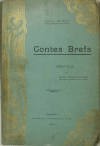 Lucien MOREL - Contes brefs - Troyes, 1900 - Envoi de l auteur - Photo 1, livre rare du XXe siècle