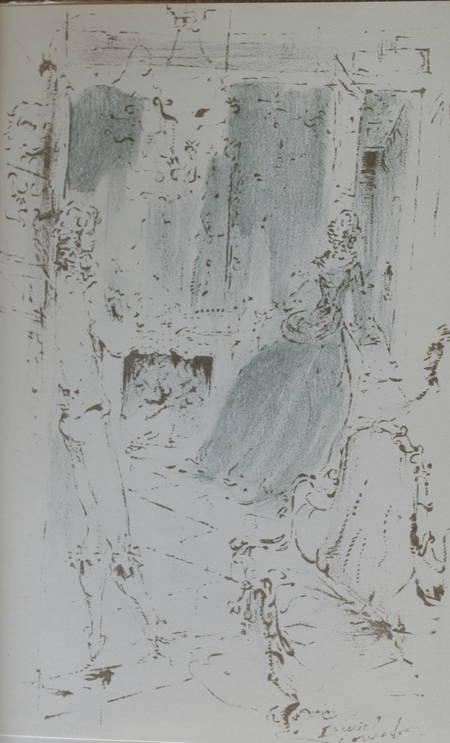 GREEN (Julien). L'ennemi. Pièce en trois actes et quatre tableaux