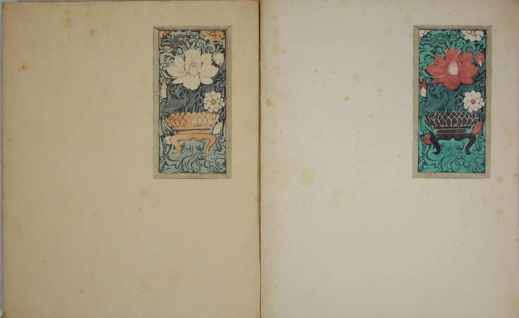 LYAUTEY - Lettres du Tonkin 1928 - 2 volumes - Ill en couleurs de Jean Bouchaud - Photo 1, livre rare du XXe siècle