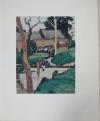 LYAUTEY - Lettres du Tonkin 1928 - 2 volumes - Ill en couleurs de Jean Bouchaud - Photo 2, livre rare du XXe siècle